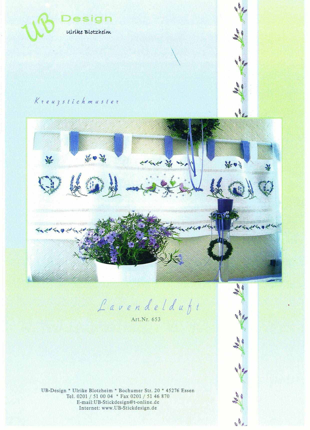 UB - Lavendelduft AN653