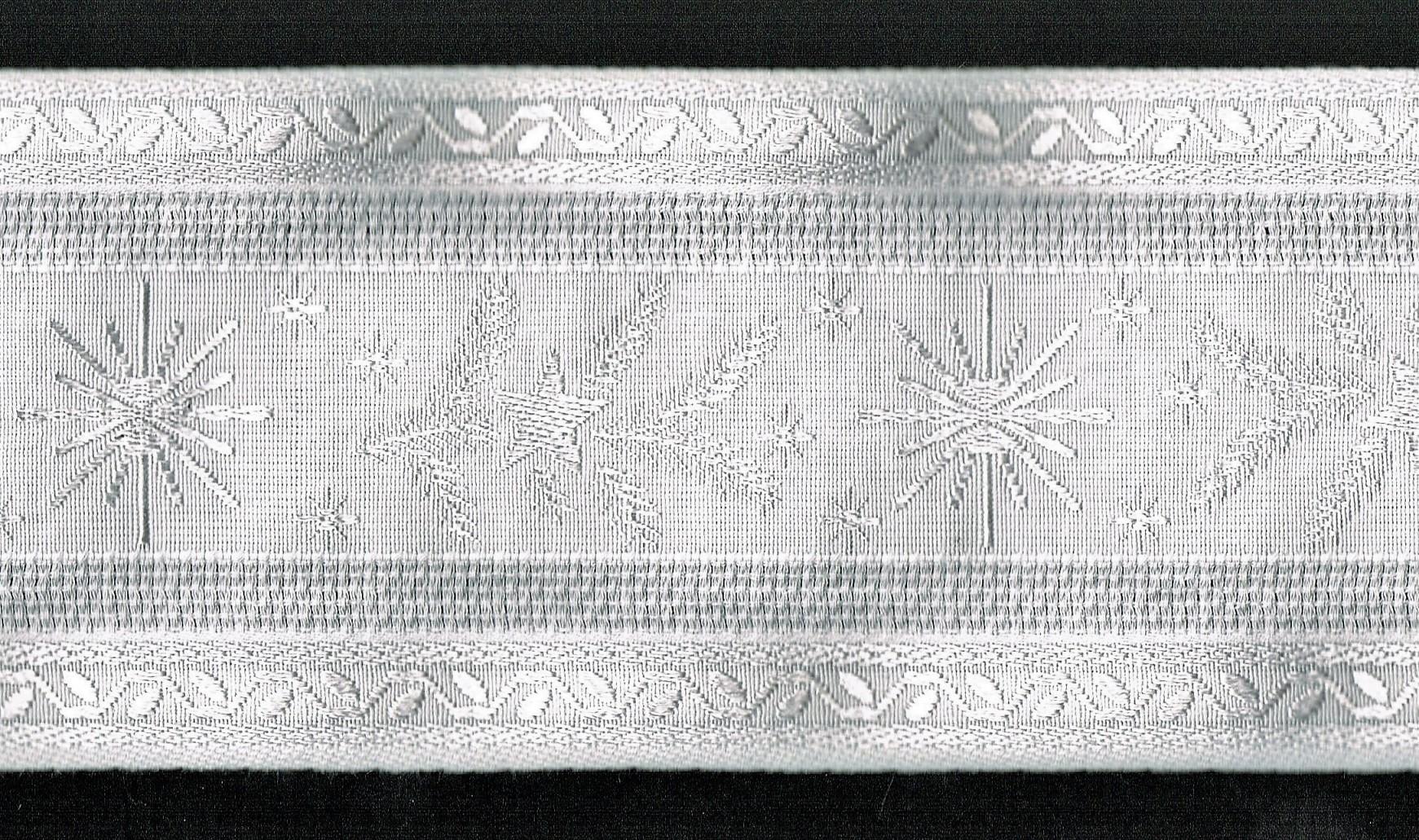 Bordüre 118 - Schleifen Tischband