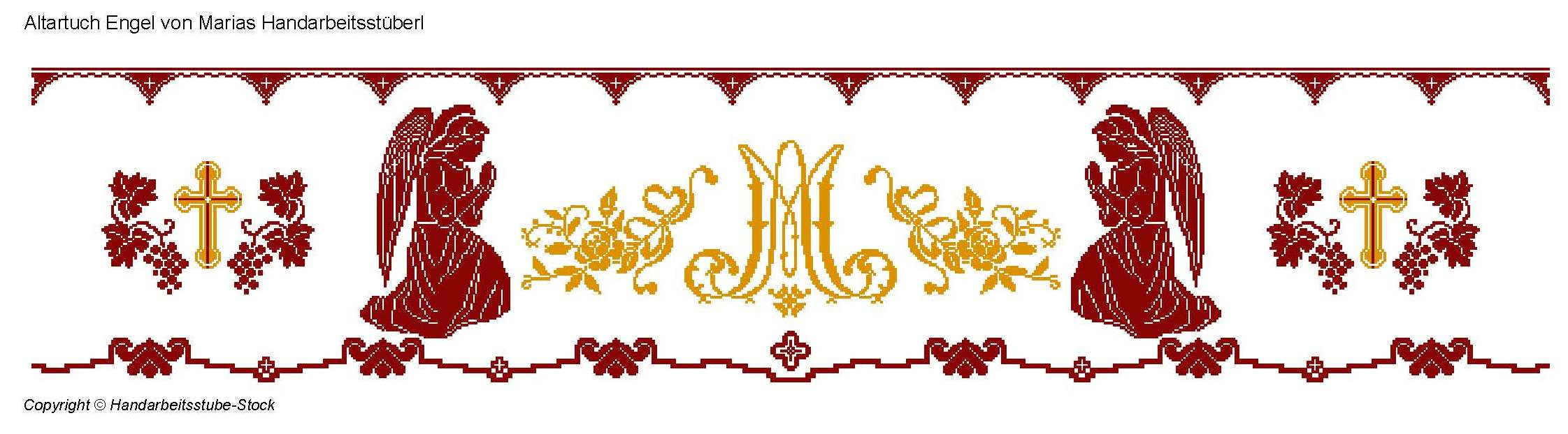 Altartuch - Engel