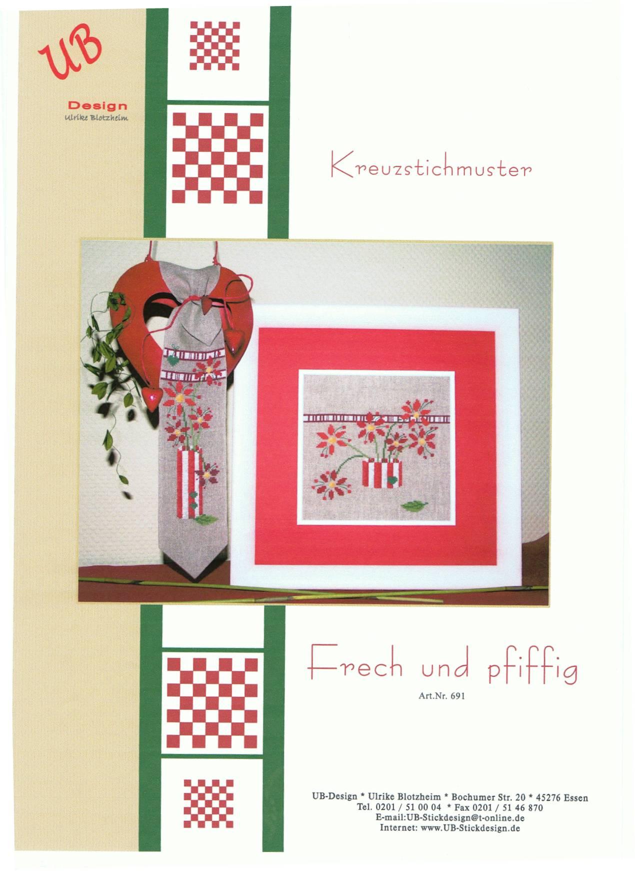 UB - Frech und pfiffig AN691
