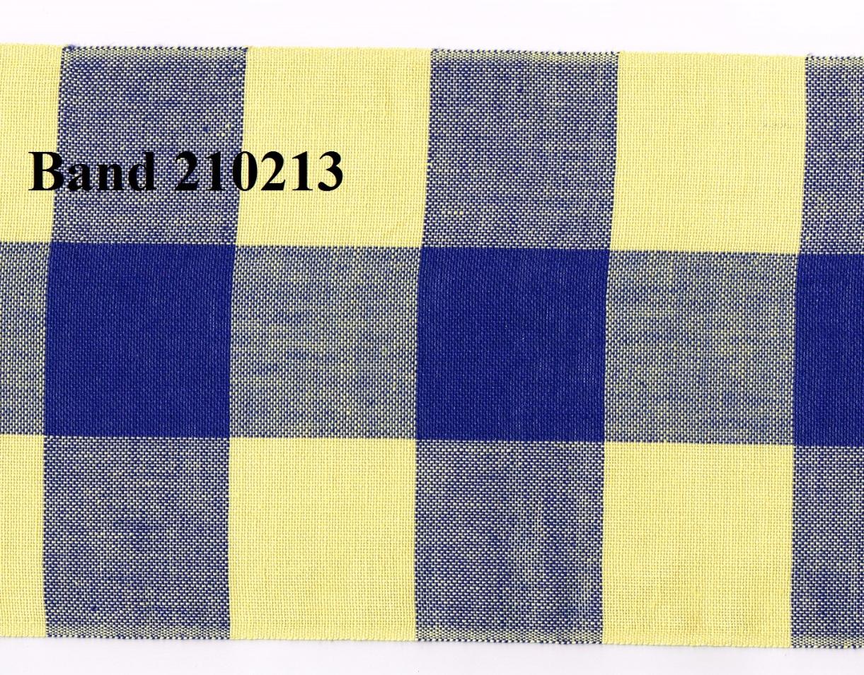 Karo Leinenband - 210213