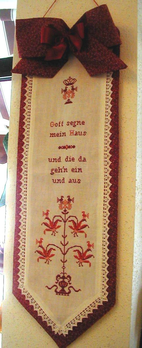 Haus Segen Band - Gott segne mein Haus
