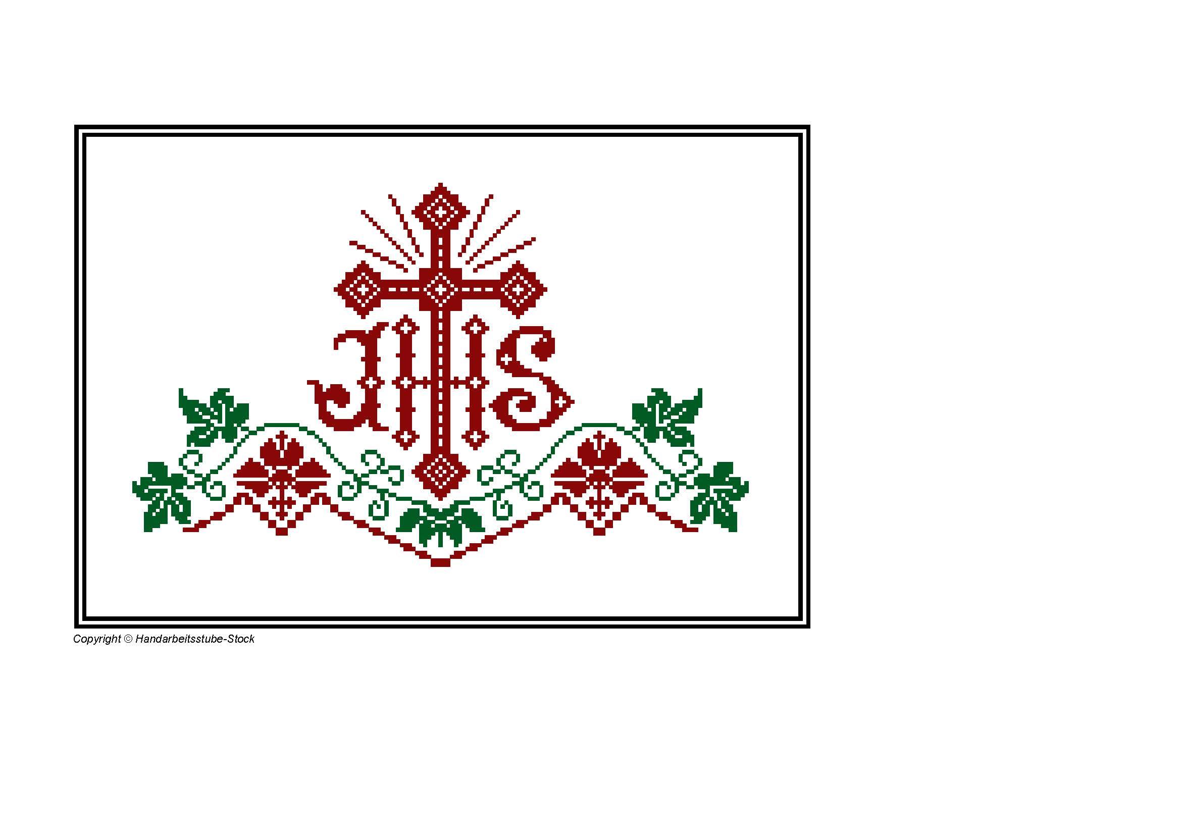 Herrgottswinkel - IHS