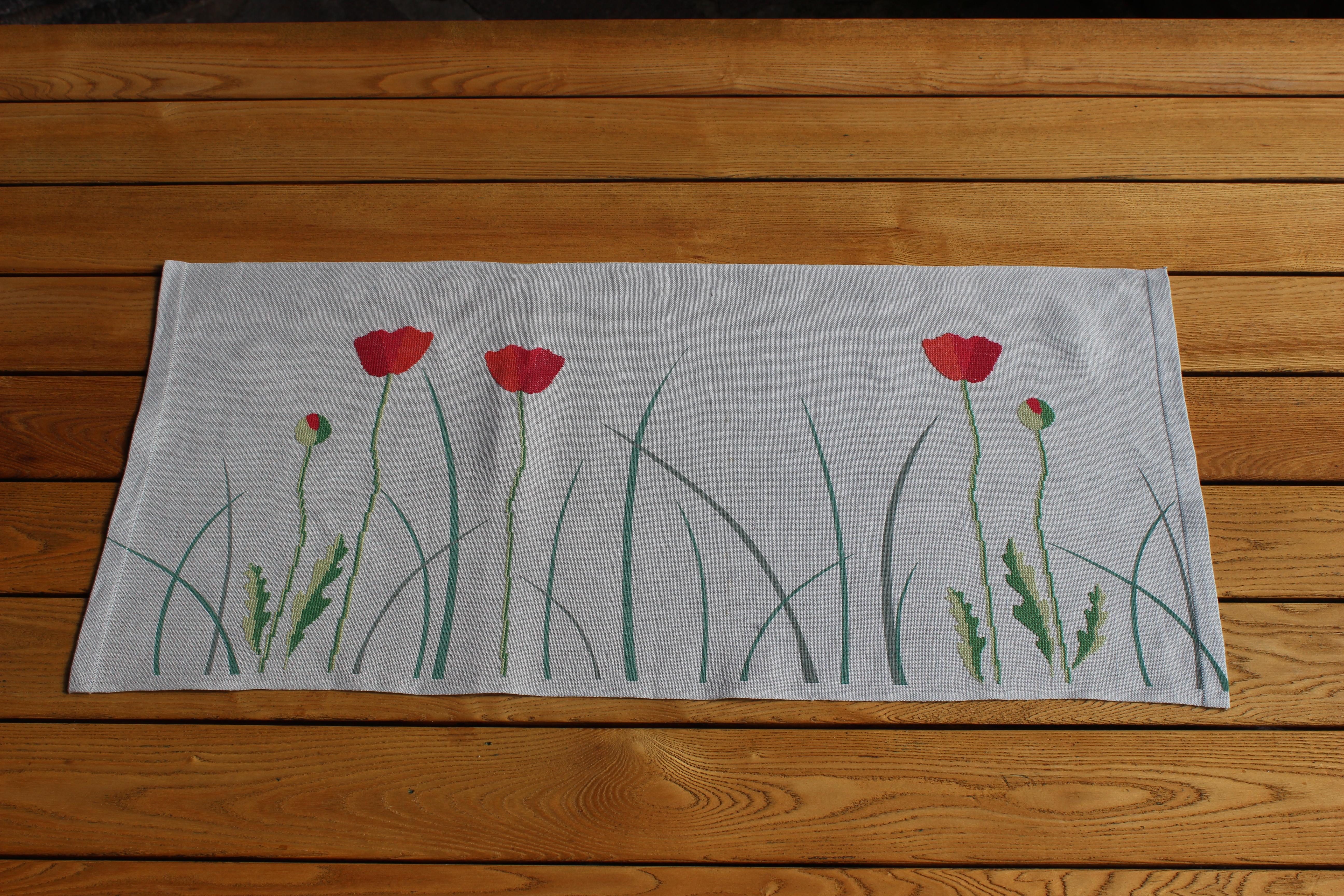 Blüten und Gräser