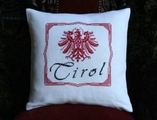 Adler Kissen Tirol