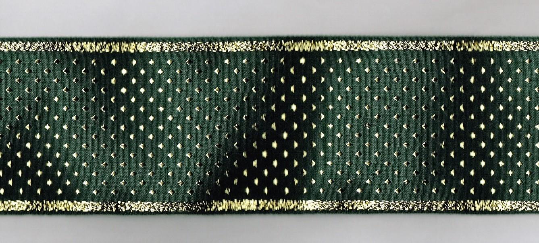 Bordüre 116 - dunkelgrün