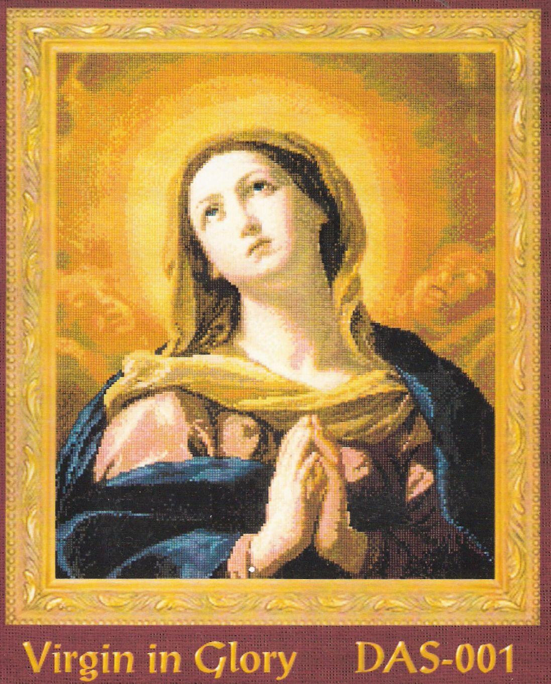 Madonna - Virgin in Glory