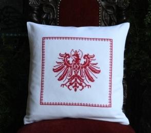 Tiroler Adler 1 - Baumwolle