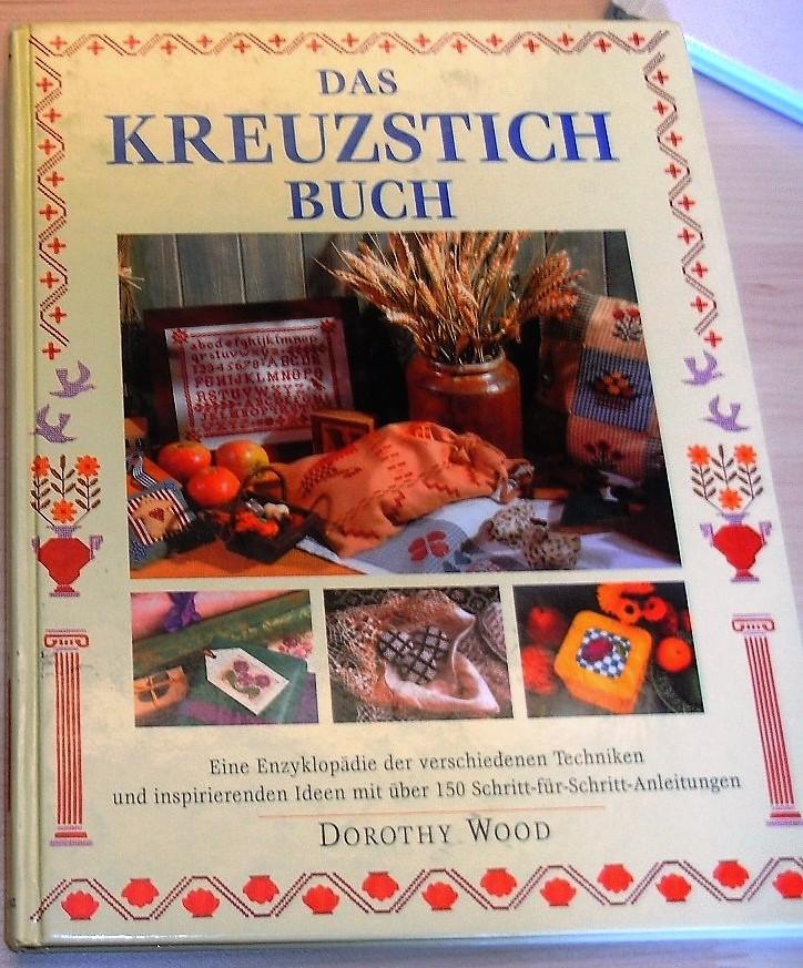 Das Kreuzstich Buch