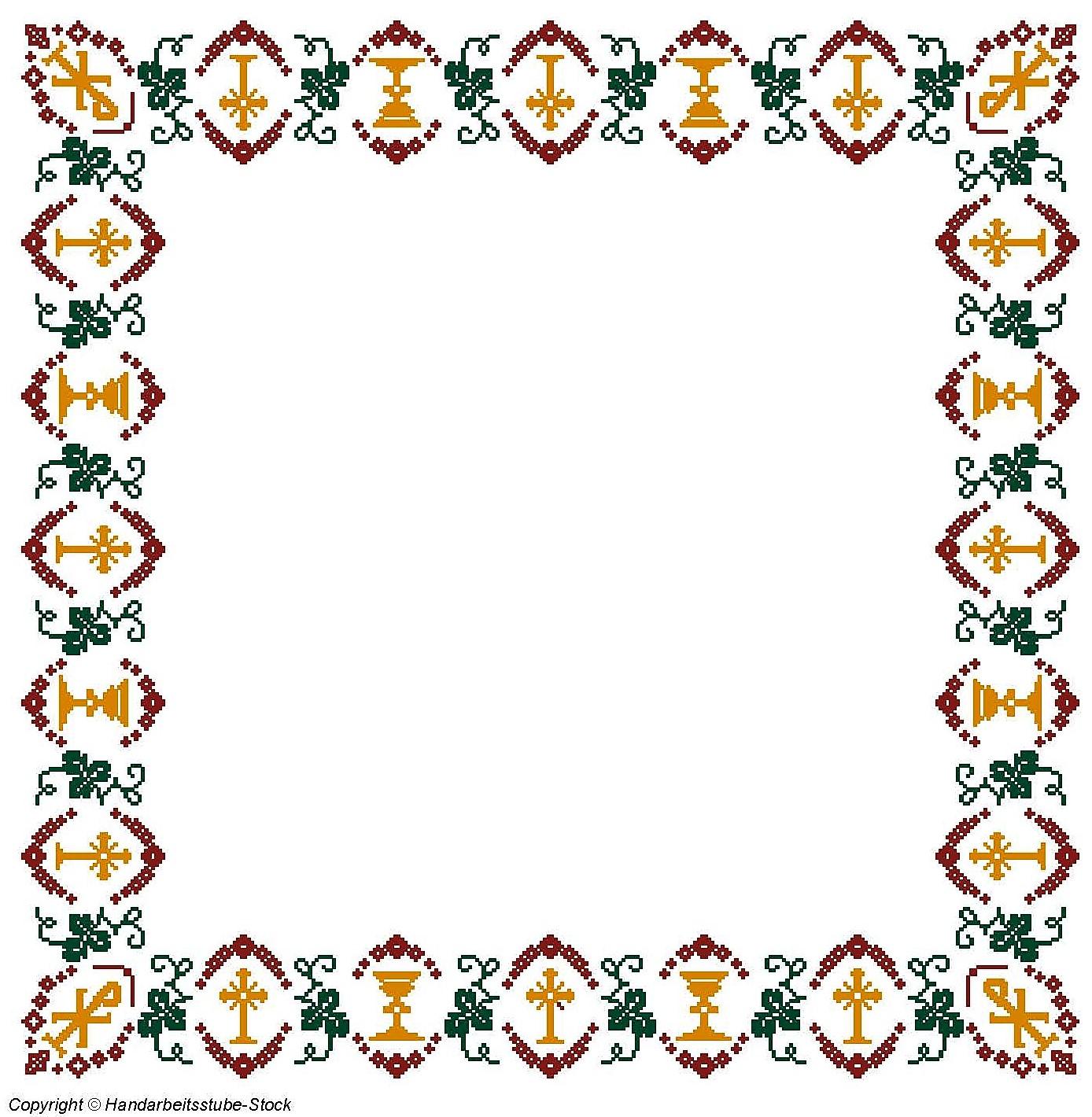 Altartuch - Bordüre 11